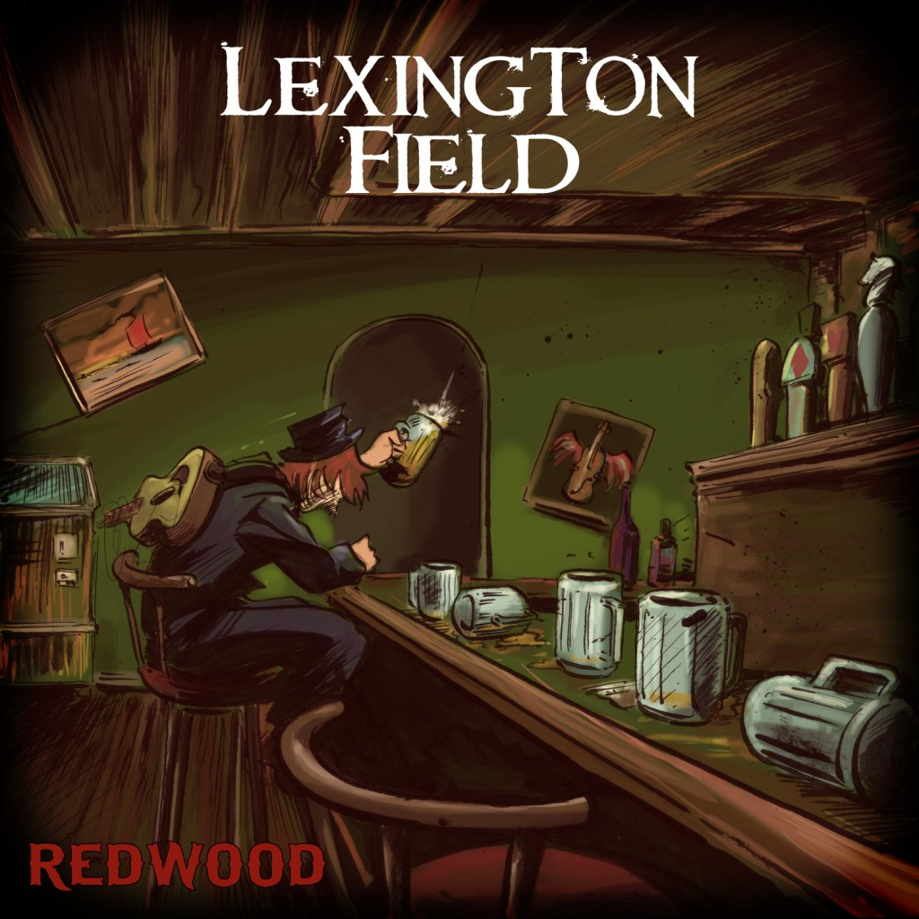 redwood cover official